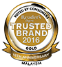 Trusted Brand 2016